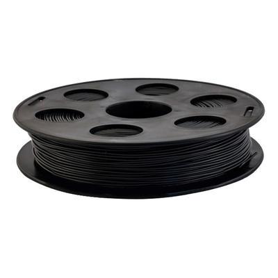 Пластик BFlex BestFilament для 3D-принтера черный 1,75 мм 0,5 кг