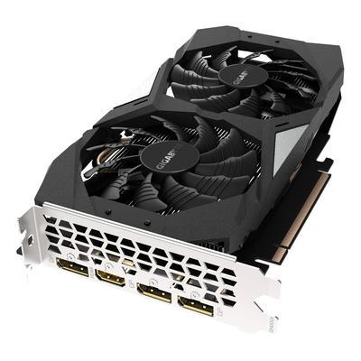 Видеокарта Gigabyte GeForce GTX 1660 (GV-N1660OC-6GD)