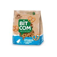 Крендели Bitcom с морской солью 130 г