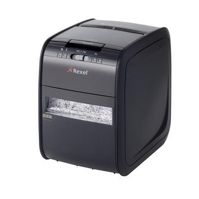 Уничтожитель документов Rexel Auto+ 60X 3-й уровень секретности объем корзины 15 л