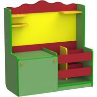 Спортуголок детский М-133-1 (разноцветный, 1010x440x1070)