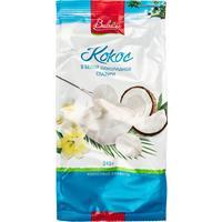 Конфеты шоколадные Виваль Кокос в белой глазури 240 г