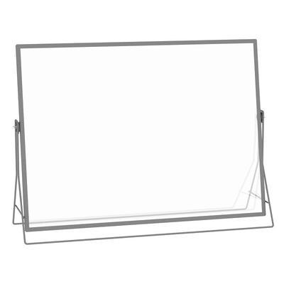 Защитный экран VZTO настольный (регулировка угла наклона, 900x660 мм)