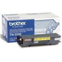 Тонер-картридж Brother TN-3230 черный оригинальный