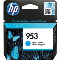 Картридж струйный HP 953 F6U12AE голубой оригинальный