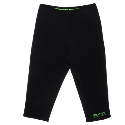 Леггинсы для похудения Bradex Body Shaper черные/зеленые (размер S)