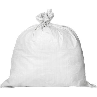 Мешок полипропиленовый первый сорт белый 100х120 см