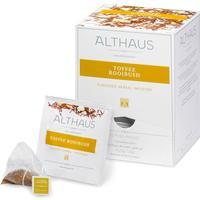 Чай Althaus Toffee Rooibush травяной 15 пакетиков