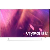 Телевизор Samsung UE43AU9010UXRU белый