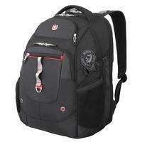 Рюкзак Wenger циркуляция воздуха AirFlow 340х220х460 мм черный/красный