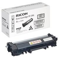 Картридж лазерный Ricoh SP 230L (408295) черный оригинальный