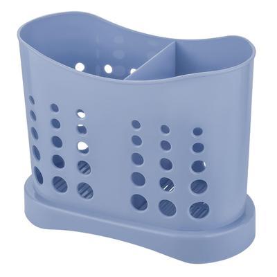 Сушилка для столовых приборов Plast Team Stockholm голубая (артикул производителя NP1490КРЦ-140)