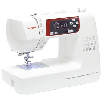 Швейная машина Janome 601DC белая