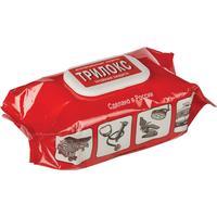 Салфетки влажные Трилокс дезинфицирующие (120 штук в упаковке)