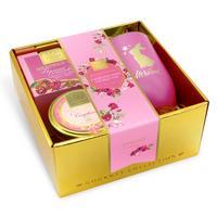 Подарочный набор Peroni-honey Романтическое трио (мед-суфле, чай, кружка)