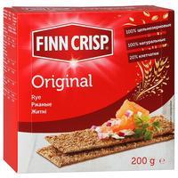 Хлебцы Finn Crisp Original Taste ржаные 200 г