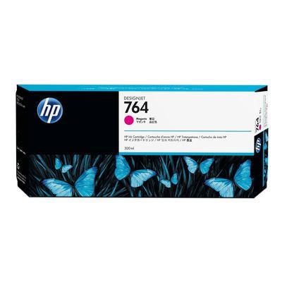 Картридж струйный HP 764 C1Q14A пурпурный оригинальный