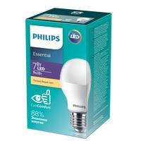 Лампа светодиодная Philips 7 Вт E27 грушевидная 3000 К теплый белый свет