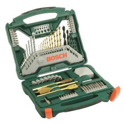 Набор принадлежностей Bosch X-Line Titanium (2607019329)