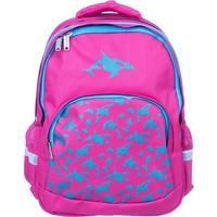 Рюкзак школьный №1 School Косатки розовый