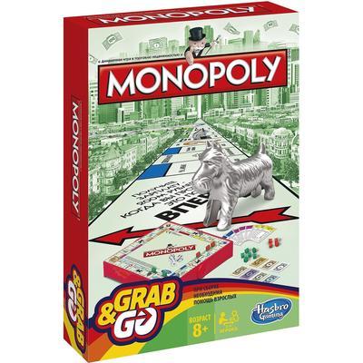 Настольная игра Hasbro Монополия дорожная