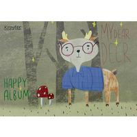 Альбом для рисования маркерами/фломастерами Kroyter Happy А5 24 листа