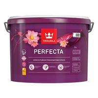 Краска моющаяся Tikkurila Perfecta белая глубокоматовая 9 л