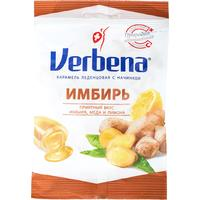 Леденцы Verbena Имбирь 60 г