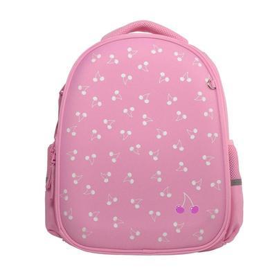 Уценка. Рюкзак школьный  Белая Черешня светло-бежевый