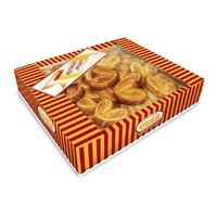 Печенье Семейка Озби Мини-плюшки с маком и сахаром 500 г