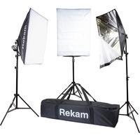 Комплект осветителей Rekam CL-465-FL3-SB Kit