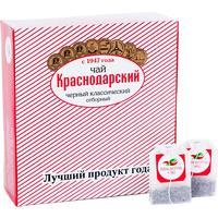Чай Краснодарский с 1947 года черный 100 пакетиков