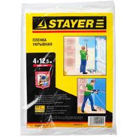 Пленка укрывная Stayer 4 x 12 м