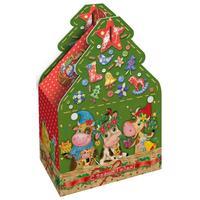 Новогодний сладкий подарок Елочка Му-Му 500 г (с магнитом)