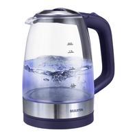Чайник Marta MT-1078 темно-синий