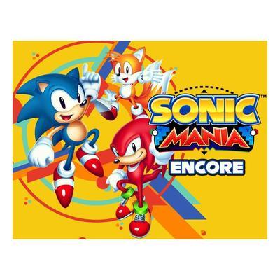 Игра на ПК Sega Sonic Mania-Encore SEGA_4378