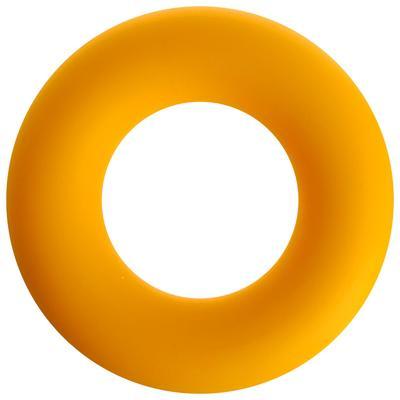 Эспандер кистевой Fortius нагрузка 40 кг желтый