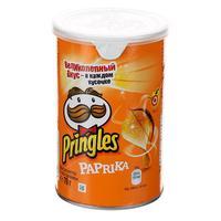 Чипсы Pringles со вкусом паприки 70 г