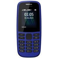 Мобильный телефон Nokia 105 DS синий