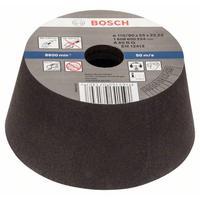 Круг шлифовальный Bosch чашечный по металлу 90х110 мм (1608600234)