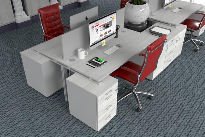 Мебель для персонала Easy Techno