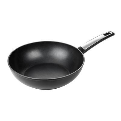 Сковорода Tescoma Wok i-Premium нержавеющая сталь 28 см (артикул производителя 602328)