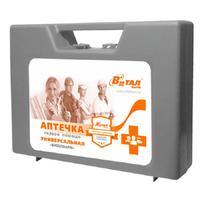 Аптечка универсальная Виталфарм (пластиковый чемодан)