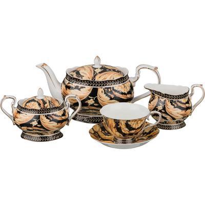 Сервиз чайный Lefard (760-075) на 6 персон фарфор (15 предметов)
