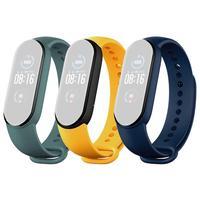 Ремешок для Mi Smart Band 5 Strap (3 штуки) BHR4640GL