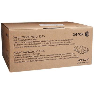 Уценка. Тонер-картридж Xerox 106R02310 черный оригинальный. уц_тех