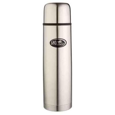 Термос Biostal 1 л металлик