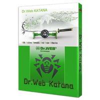 Программное обеспечение Dr.Web Katana 24 мес. 4 ПК(LHW-KK-24M-4-A3)