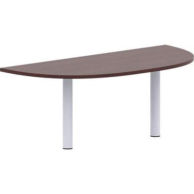 Приставка конференц-стола Grand (темный орех, 1950x750x900 мм)