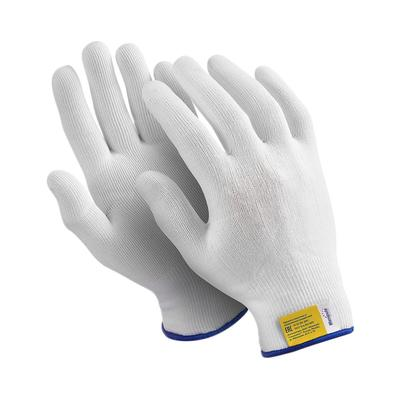 Перчатки рабочие Manipula Микрон TNY-24/MG101 нейлон (15 класс, размер 7, S, 10 пар в упаковке)